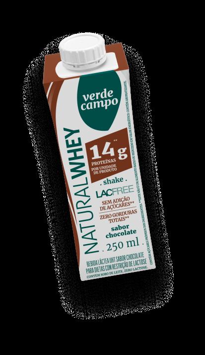 Natural Whey Sabor chocolate